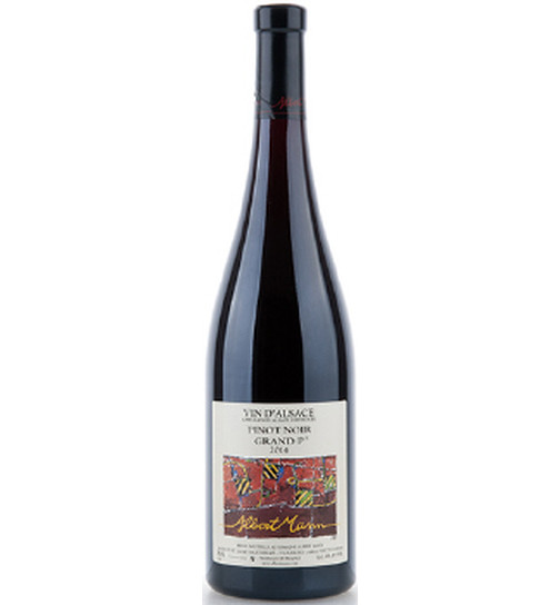 Pinot Noir Grand P 2014 ALBERT MANN
