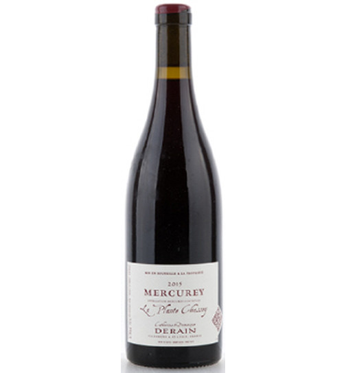 Mercurey rouge La Plante Chassey 2015 DOMINIQUE DERAIN