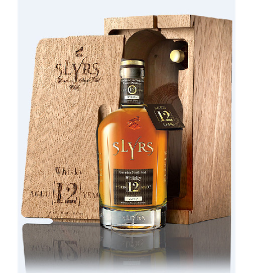 Single Malt Whisky 43% 12 Jahre Edition 2015 SLYRS