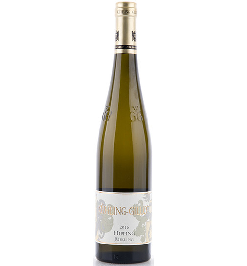 Riesling Hipping GG 2016 KÜHLING-GILLOT