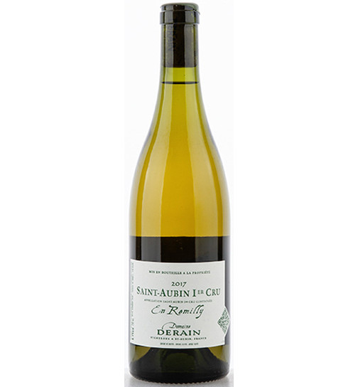 Chardonnay blanc 1er Cru En Remilly 2017 DOMINIQUE DERAIN