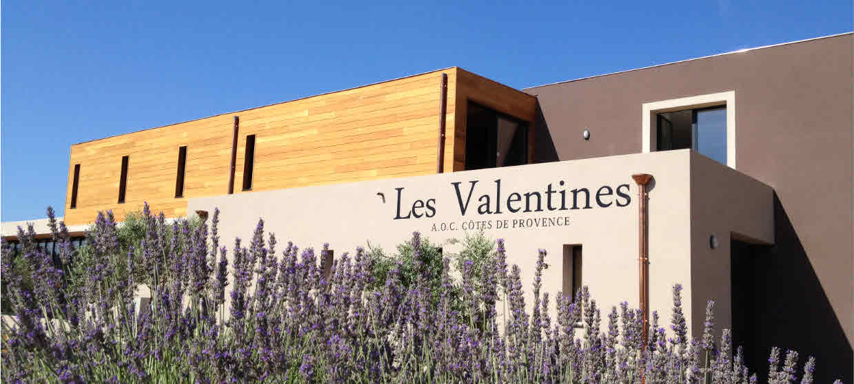 Chateau Les Valentines - Provence